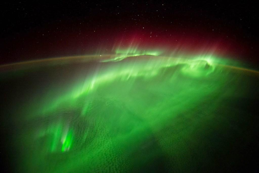 Las tormentas solares extremas provocan auroras que pueden verse en latitudes mucho más bajas de lo habitual.