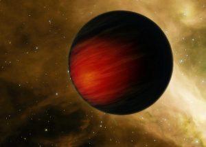 El crecimiento de los júpiteres calientes