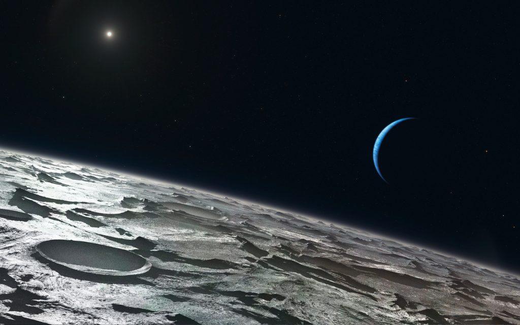 La nave Trident sería la responsable de la misión a Tritón