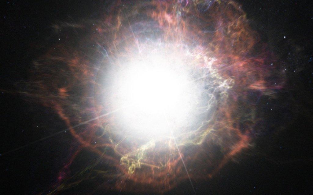 V Sagittae se convertirá en una brillante nova en 2083