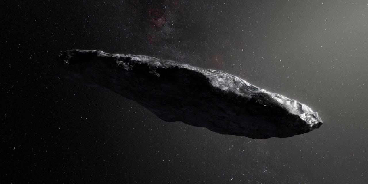 El asteroide Oumuamua es solo un trozo de hielo