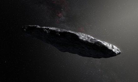 Las características de Oumuamua son naturales