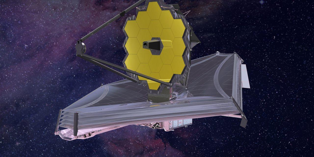 James Webb, el sucesor del venerable telescopio Hubble