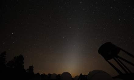 El polvo interplanetario y la búsqueda de exoplanetas