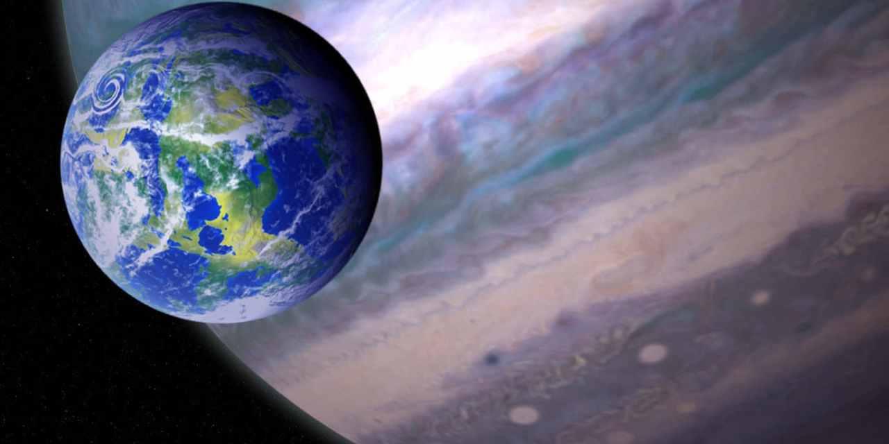 Las exolunas habitables y la vida lejos del Sistema Solar