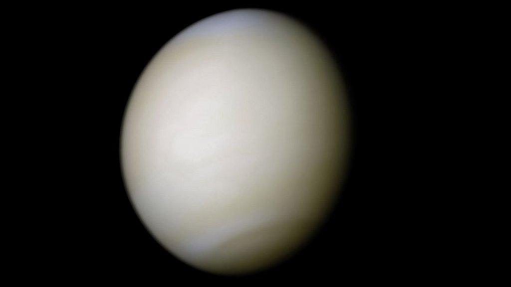 Venus es el espejo del futuro de la Tierra