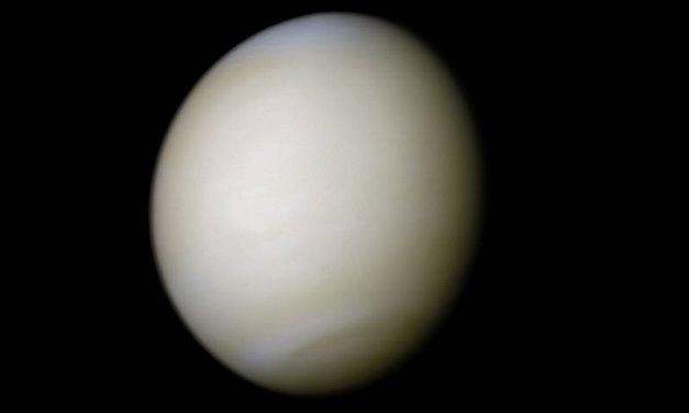 Puede que Venus nunca se pareciese a la Tierra