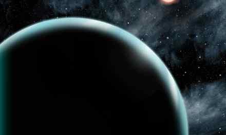 Un planeta gigante pudo ser expulsado del Sistema Solar