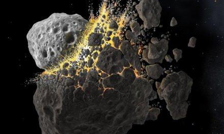 Los meteoritos de la Tierra podrían venir de viejos planetas enanos