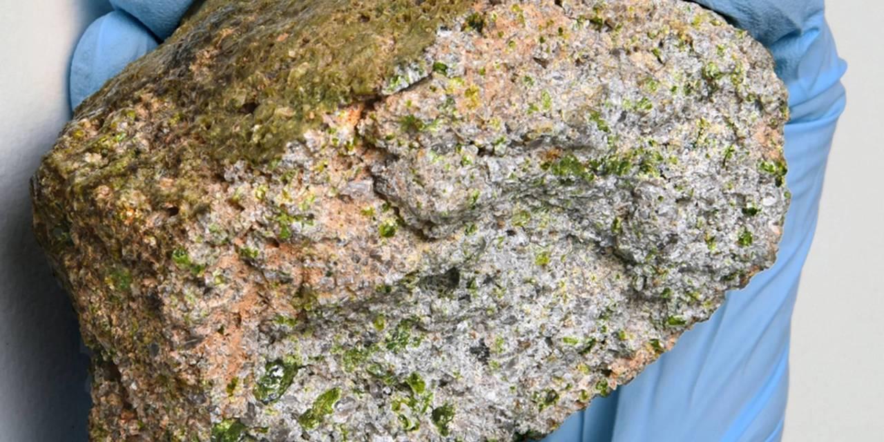 NWA 11119: un meteorito más viejo que el Sistema Solar
