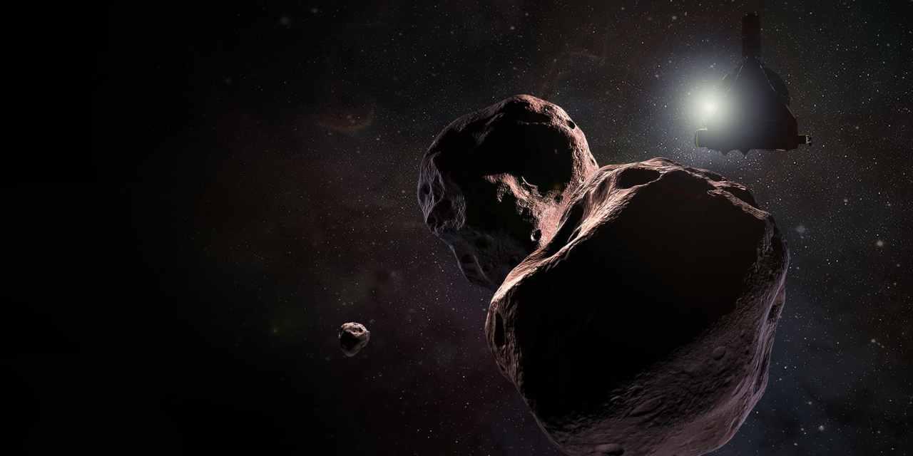 Ultima Thule, el próximo objetivo de New Horizons