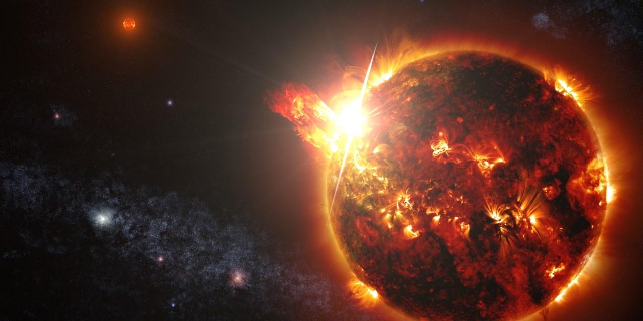 El Sol (y otras estrellas) pueden emitir superllamaradas