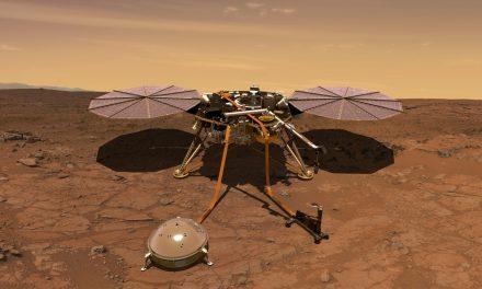 La sonda InSight aterriza con éxito en Marte
