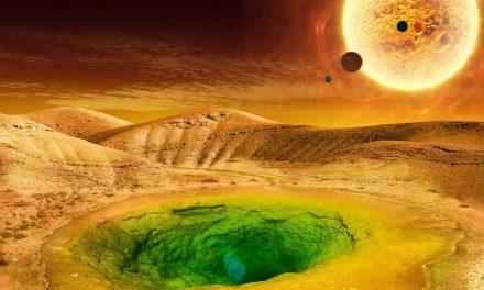 El monóxido de carbono podría ser una biofirma