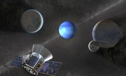 HD 21749 b, el tercer exoplaneta descubierto por TESS