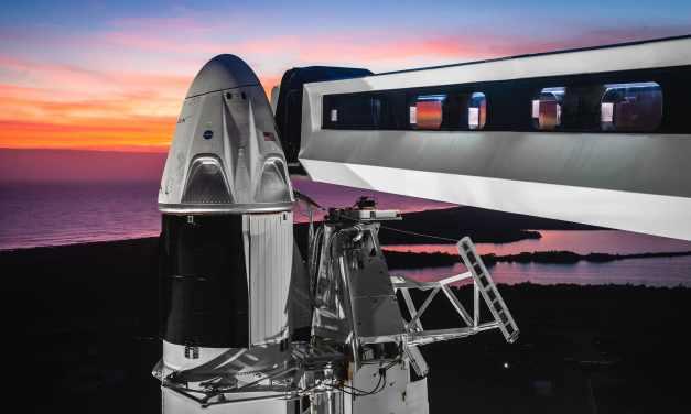 SpaceX prepara su vuelo Demo-1 de Crew Dragon