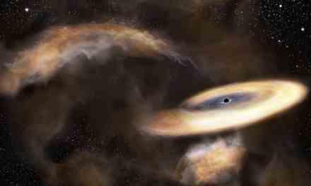 Descubren un posible agujero negro de masa intermedia