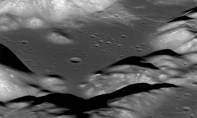 La Luna está encogiendo y generando terremotos