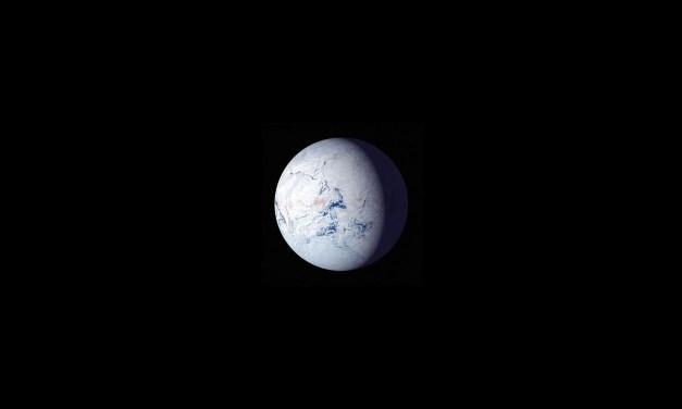 Los planetas congelados podrían albergar vida