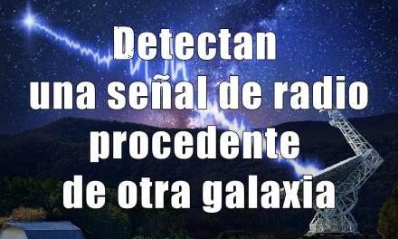 Astrobitácora 1×25: Una señal de radio de otra galaxia