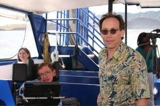 Hawking en Krauss