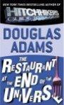 Omslag van het Restaurant aan het einde van het universum