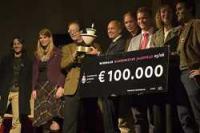 Het winnende team van Wageningen