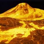 Jacht op actieve vulkanen op Venus is geopend