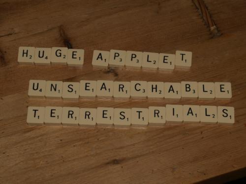 Het anagram van Laughlin
