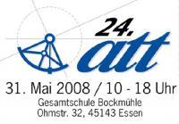 Het logo van de 24e ATT beurs