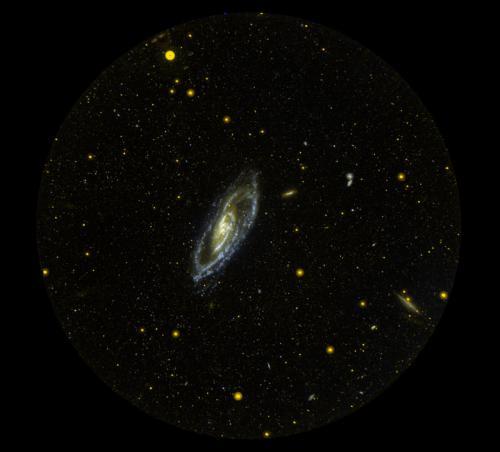 Het sterrenstelsel M106
