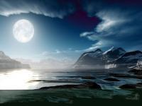 De lichtsnelheid volgens de Koran heeft met de maan te maken