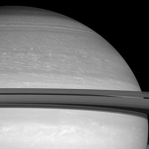 Saturnus, Heer der ringen