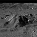 Bekijk de krater Tycho in 3D