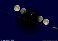 Kaartje van de eclips van 16 aug. 08