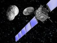 Rosetta en Steins