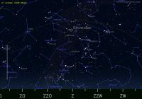 De radiant van de Orioniden