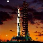 Lancering van de Saturnus V: 't blijft prachtig
