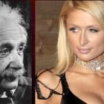 Paris Hilton over relativiteit