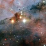 Hubble houdt deze zware jongens in de gaten