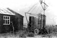 Jodrell Bank in 1945