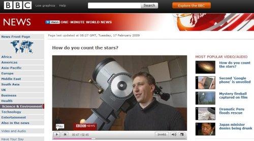 GZ 2 op de BBC