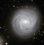 Hubble breng wollig sterrenstelsel in beeld
