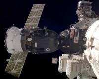 Morgenochtend weer schuilen in de Soyuz