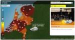 Zonneradar.nl: weten wáár de Zon schijnt