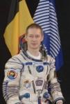 Frank De Winne 27 mei a.s. naar het ISS