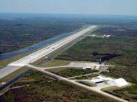 Hier landt Atlantis morgen