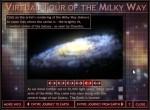 Maak een virtuele toer door de Melkweg