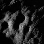 Eerste maanfoto's van de LRO zijn binnen
