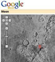 20 juli Google's nieuwe maanuitbreiding